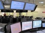 Northern line control desk